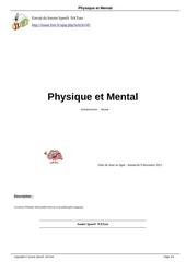 physique et mental a145