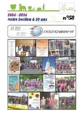 2014 journal n 58 edition fevrier