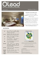 lead guide s february newsletter 2014