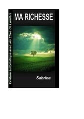 pdf ma richesse livre de sabrina