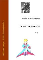 st exupery le petit prince