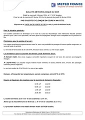 Fichier PDF bull soir05022014