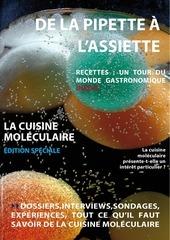 la cuisine moleculaire tpe
