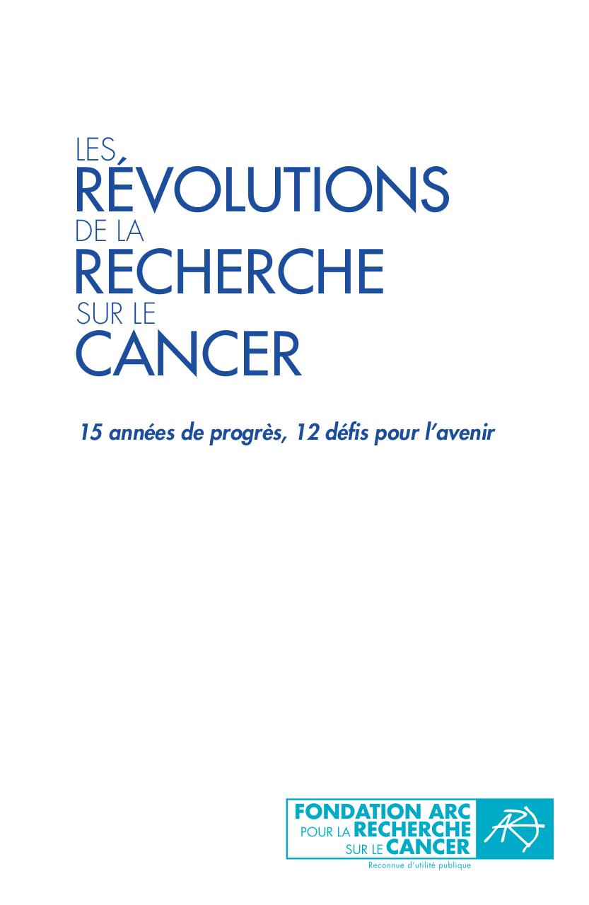 Revolutions_rech_cancer_web.pdf - page 1/132