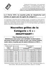 Fichier PDF tract cat c