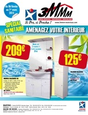 3mmm amgtint sanitaire
