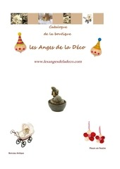 catalogue les anges de la deco 2014