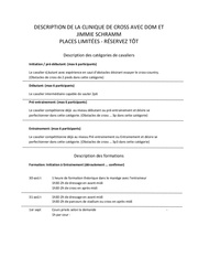 Fichier PDF description de la clinique 2014 2