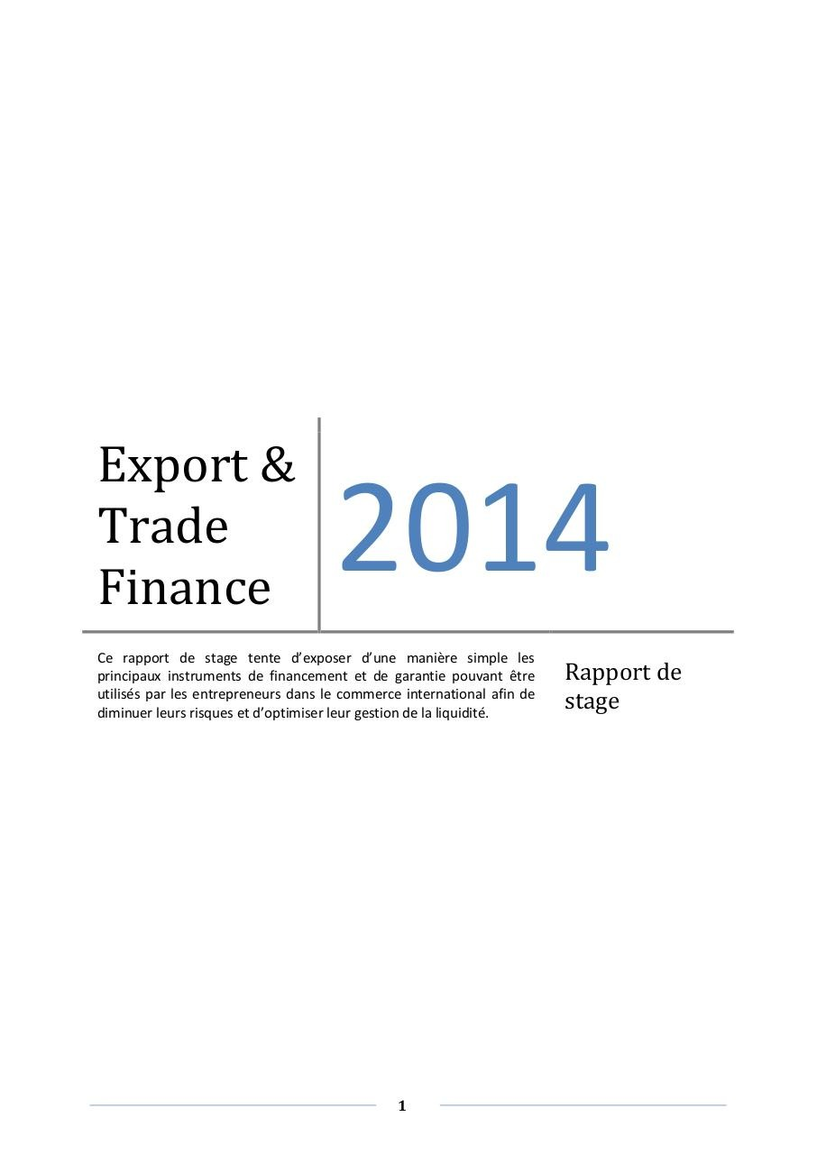 Aperçu du document EXPORT&TRADE FINANCE RAPPORT FR.pdf - page 1/32