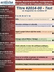 Fichier PDF magazine schema