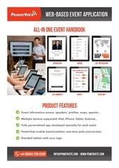 powervote event app