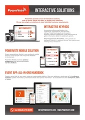 powervote interactive solutions