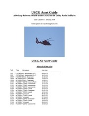 uscg asset guide 2014