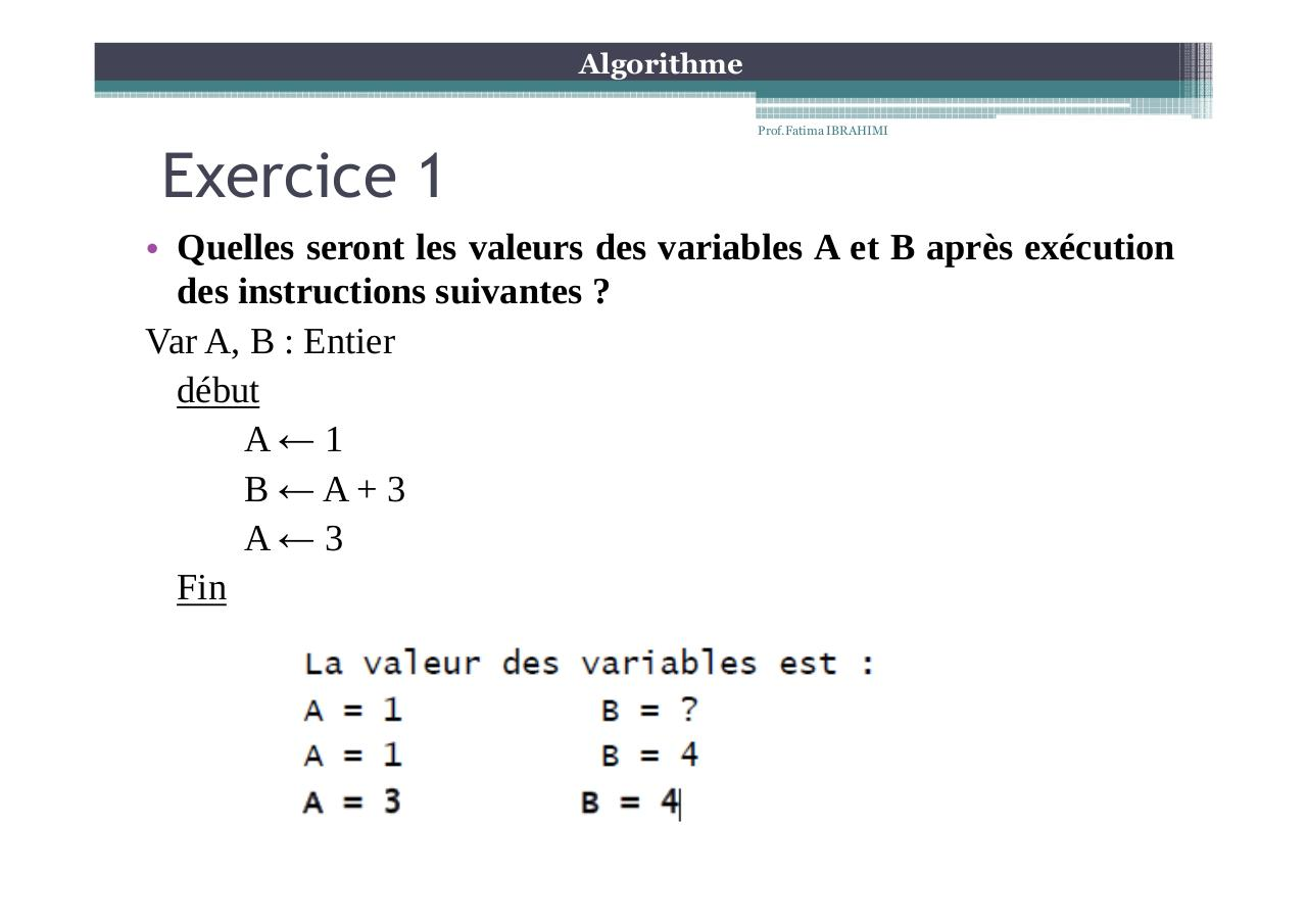 Algorithme - Exercices.pdf - page 3/74