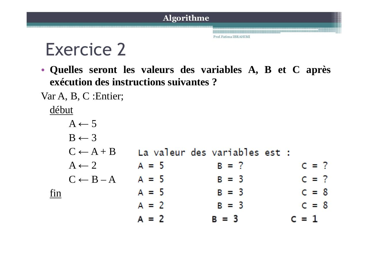 Algorithme - Exercices.pdf - page 4/74