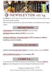 Fichier PDF newsletter 0214