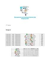championnat sud americain feminin u20 2014