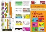 plaquette festival du conte 2014