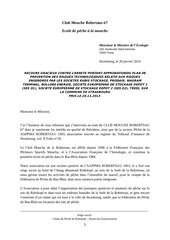 recours gracieux club mouche janvier 2014