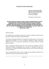 recours gracieux federation de peche janvier 2014