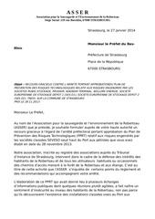 recours gracieux pprt asser janvier 2014