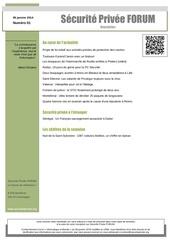 securite privee forum 83 629 interieure newsletter n 01