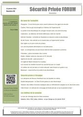 securite privee forum 83 629 interieure newsletter n 02