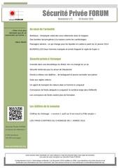 securite privee forum 83 629 interieure newsletter n 05