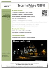 securite privee forum 83 629 interieure newsletter n 52