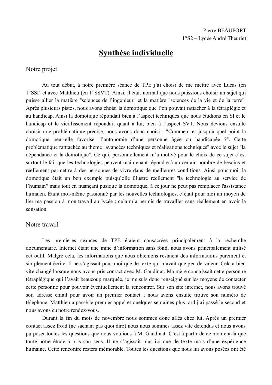 synthèse individuelle.pdf - page 1/2
