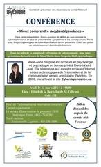 Fichier PDF conference sur la cyberdependance 13 mars 2014