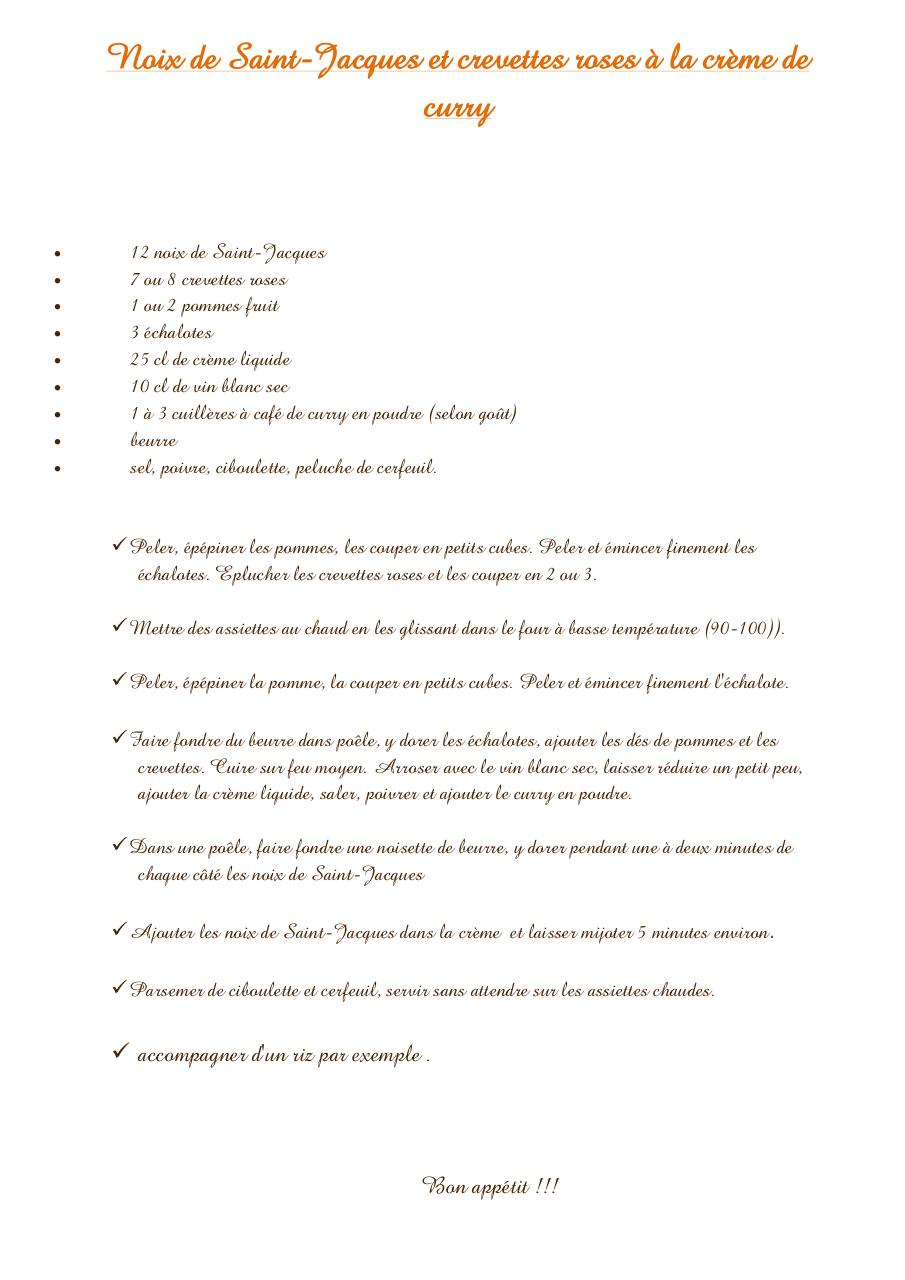 Aperçu du document Noix de Saint.jacques docx.pdf - page 1/1