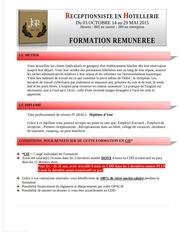 Fichier PDF receptionniste pour facebook et autres 1