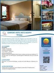 metz comfort hotel metz woippy 1
