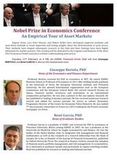 nobel prize conference bio