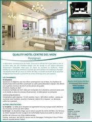 perpignan quality hotel centre del mon perpignan