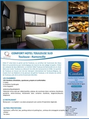 toulouse comfort hotel toulouse sud