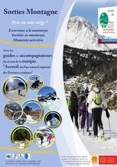 sortie montagne hiver 2014