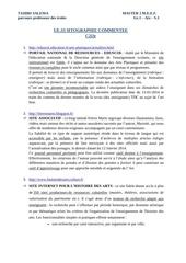 sitographie ue 33 tahiri salema m 2 meef