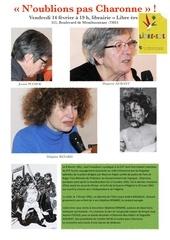 soiree librere charonne 14 ii 2014