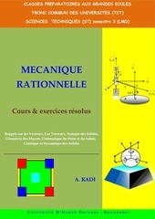 1mecanique rationnelle book
