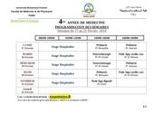 emplois 4eme annee 17 au 22 fevrier 2014