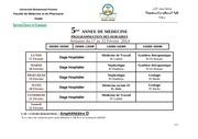 emplois 5eme annee 17 au 22 fevrier 2014