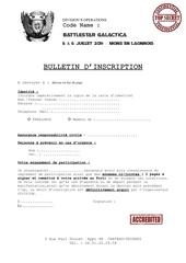 bulletin division s operation code name battlestar