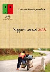 rapport annuel 2013 a portee de mains
