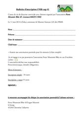 bulletin d inscription 1