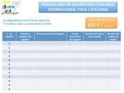 Fichier PDF formulaire d inscription concours international 2 es