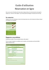 Fichier PDF procedure reservation en ligne pour un membre