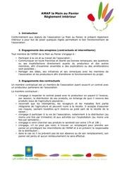 reglement interieur nov 2013