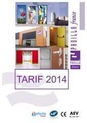 catalogue tarif 2014 24 01 14 2